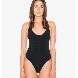 American Apparel bodysuit, M